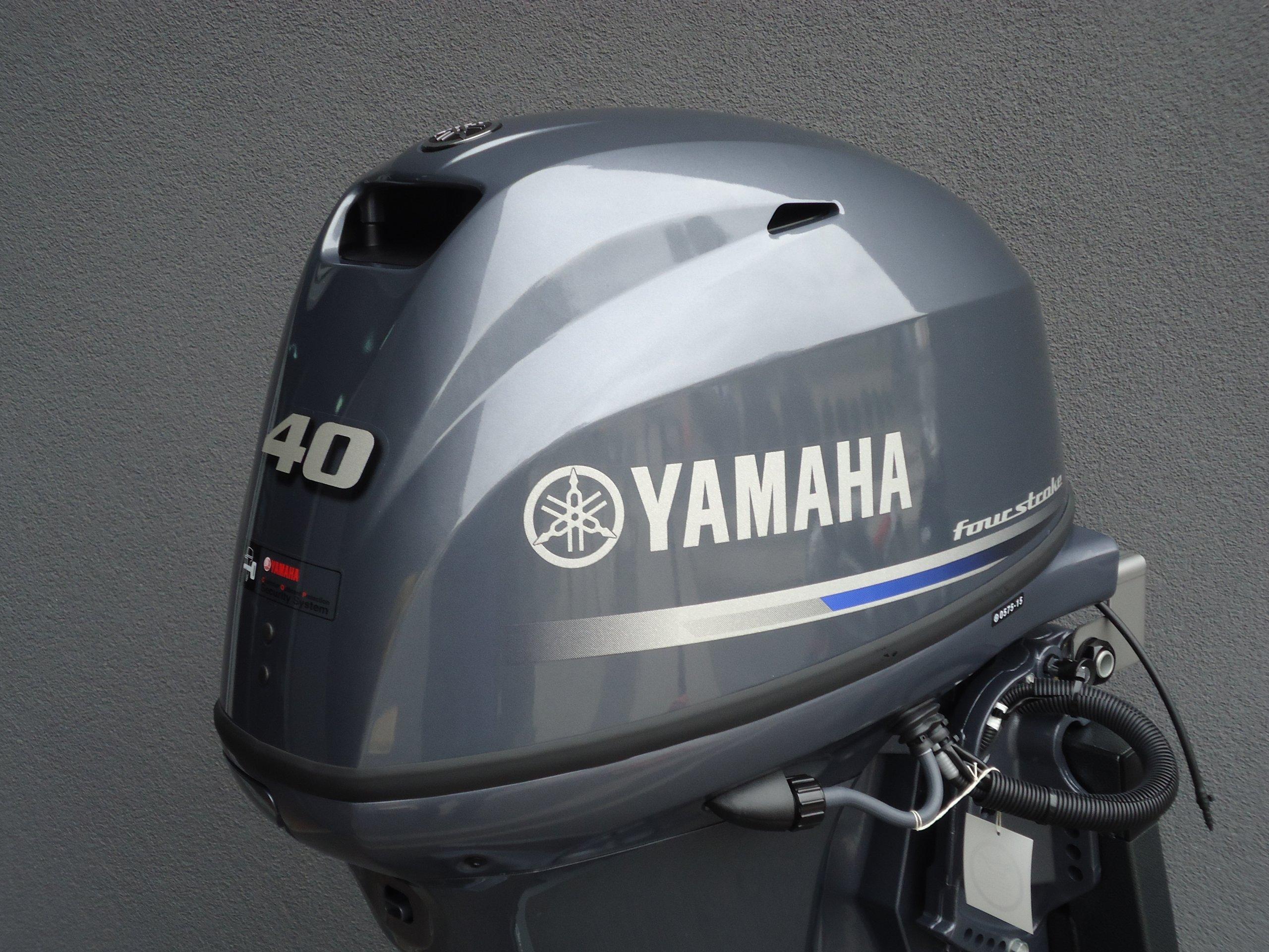 Lodný MOTOR YAMAHA F40 FETL PŁOCK HOT DEAL