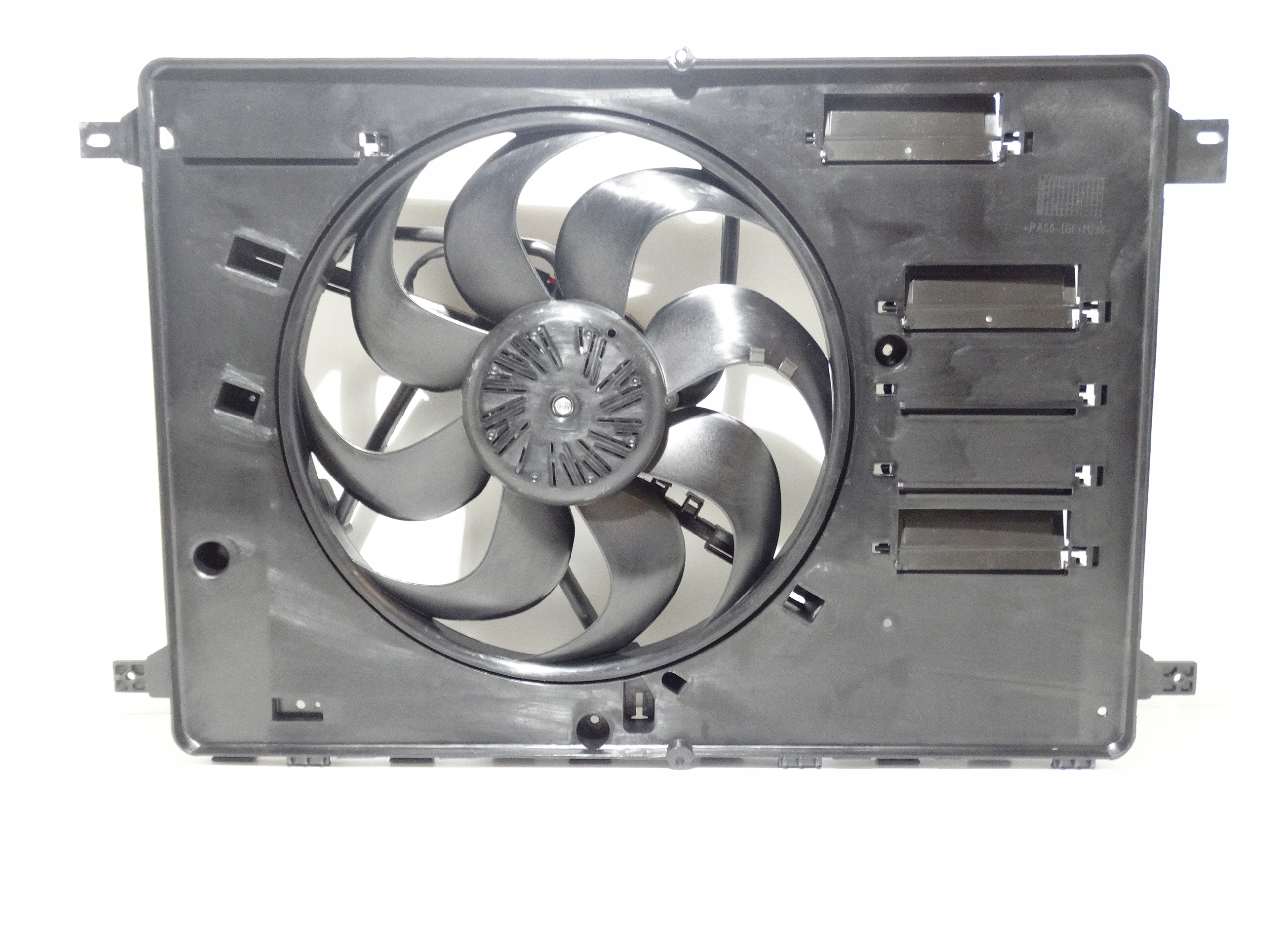 вентилятор радиатора mondeo mk4 s-max galaxy kuga