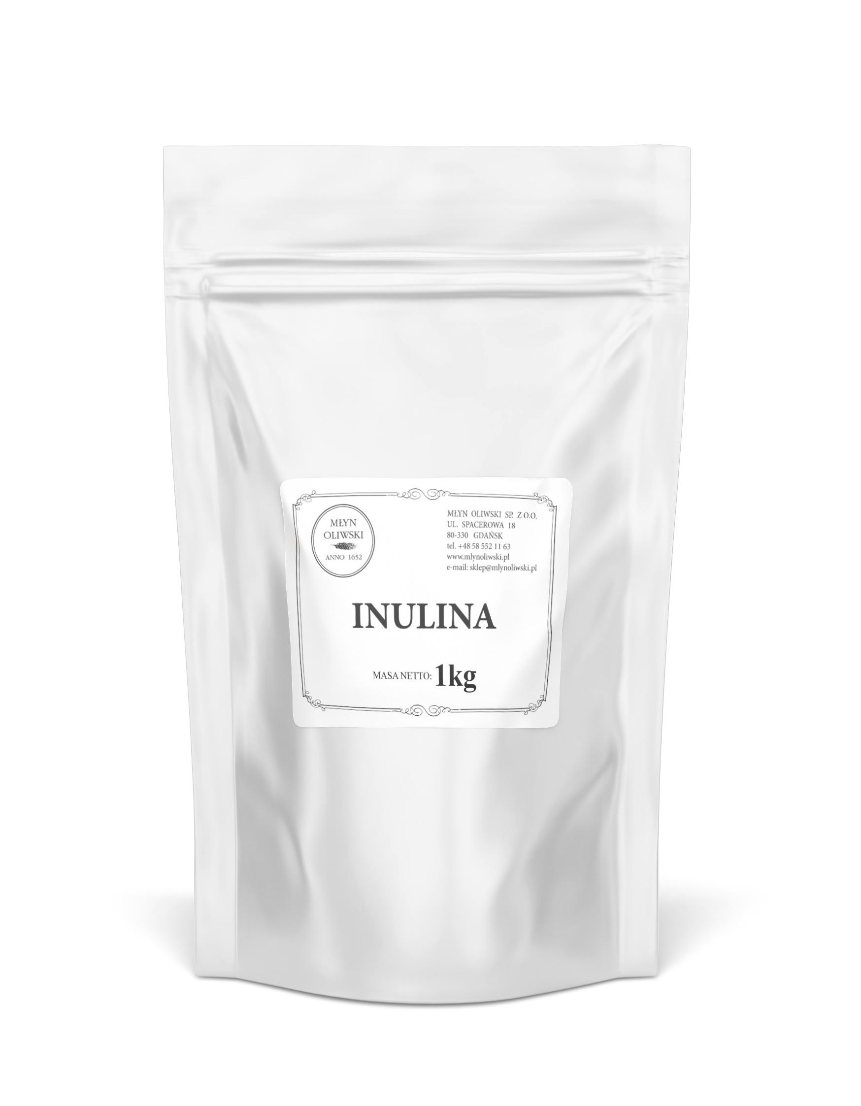 INULINA PREBIOTYK - 1kg