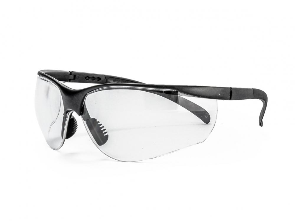 Купить Защитные очки RealHunter Protect ANSI бесцветные на Otpravka - цены и фото - доставка из Польши и стран Европы в Украину.
