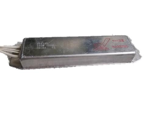 Hammer Resistance 100W 150 Ohm Chiba RGB100