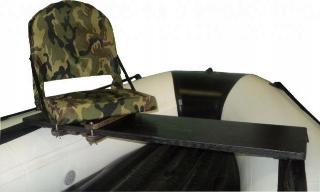 Kreslo pre pontoon Kolibri Kôry Rotujúce PVC