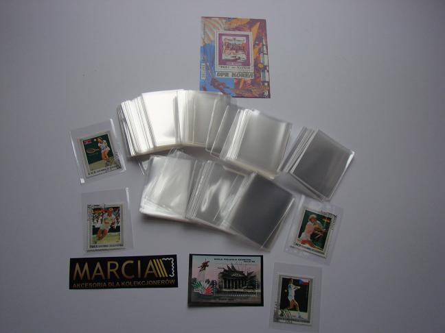 Kieszonki Ochronne 1 kg na obrazki św itp 70 x 112