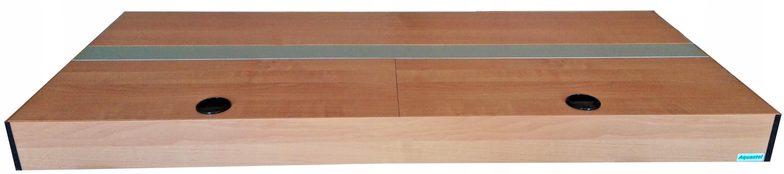 HLINÍKOVÝ KRYT 160x60 T5 2x80W 17 farieb