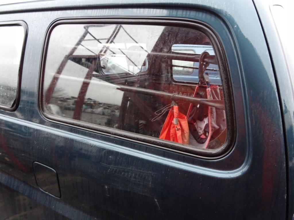 hyundai h1 h200 стекло karoseryjną слева сзади мост