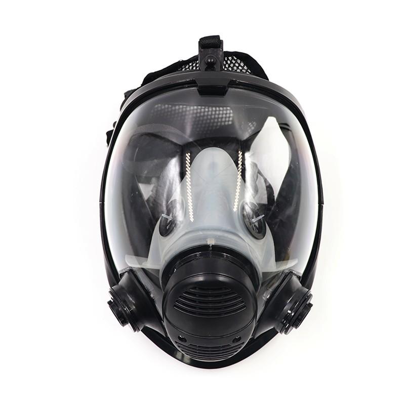 Ochranná maska 6800 plná