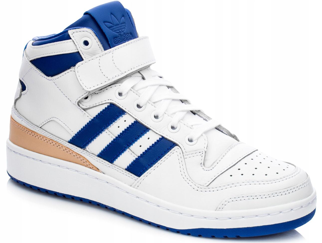 Buty Meskie Adidas Forum Mid By4412 R 41 1 3 7596204291 Allegro Pl