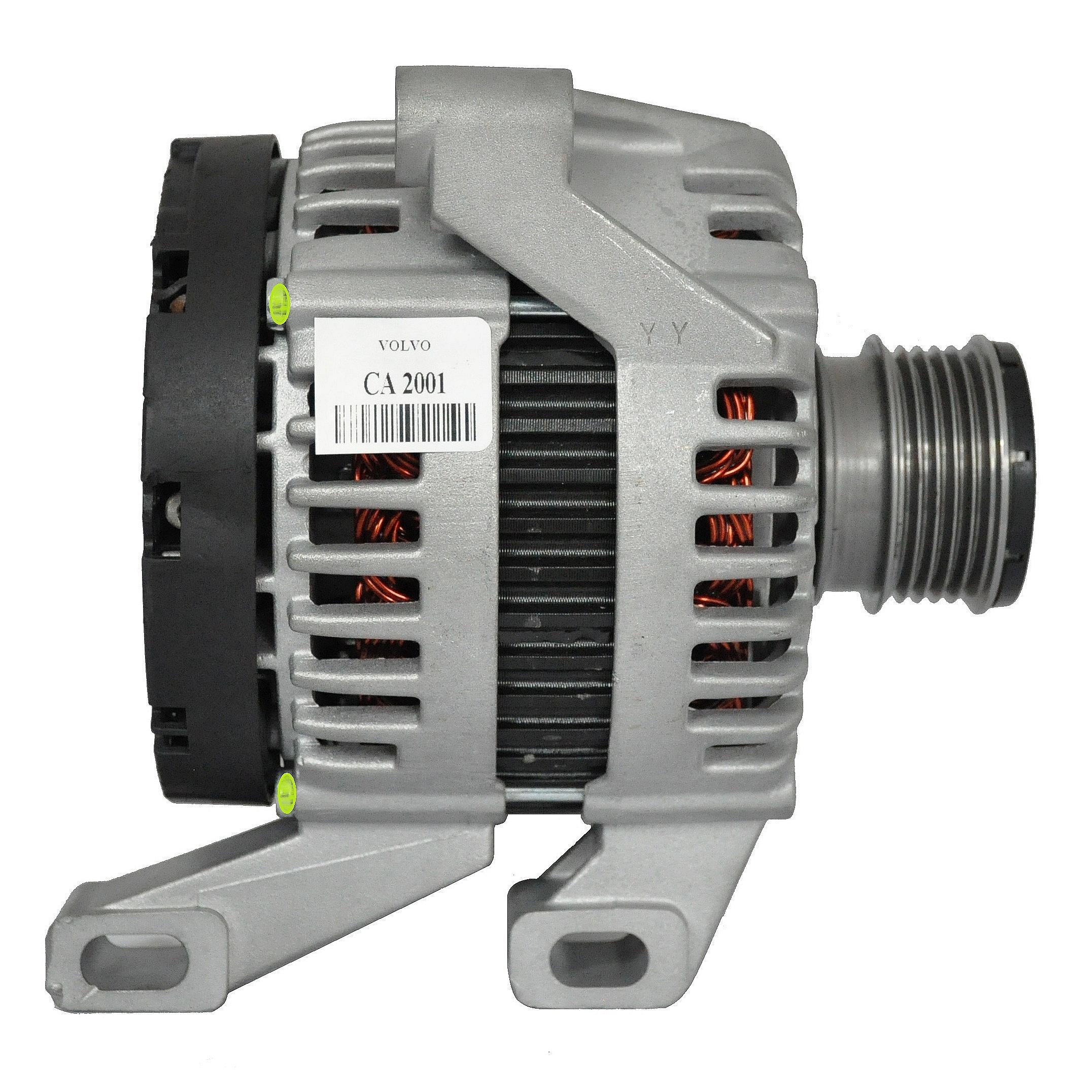 ca2001 генератор volvo s60 v60 v70 xc60 xc70 24d