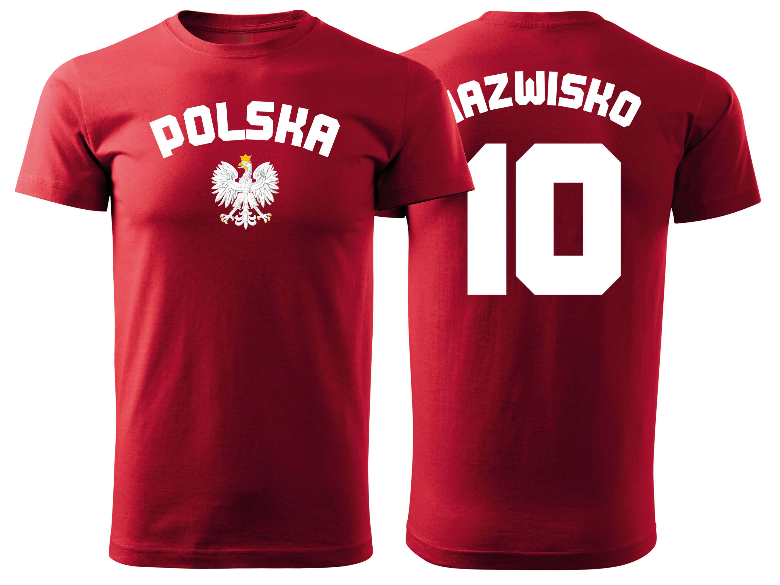 Tričko vaše tričko Poľsko M!