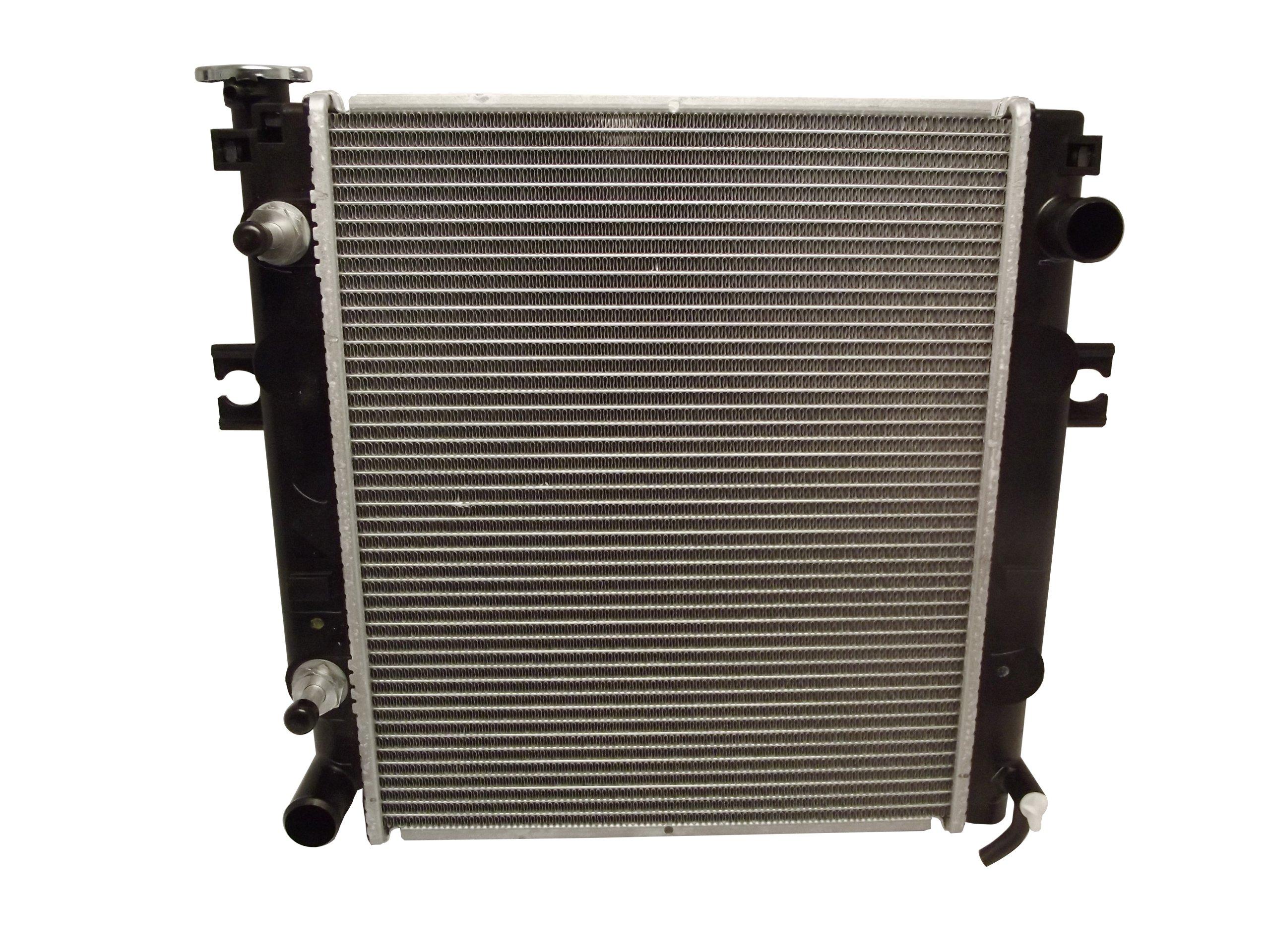 radiator traverse forklift NISSAN D01B K21 QD32