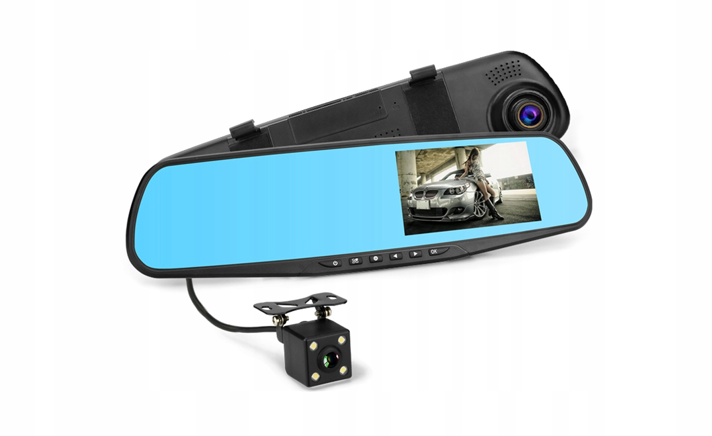Зеркала заднего вида с камерой заднего вида и регистратором цена регистратор на зеркало с камерой