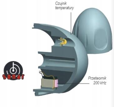 Dziobowy silnik elektryczny Motorguide XI5-55 GPS Waga łodzi z załogą 1800 kg