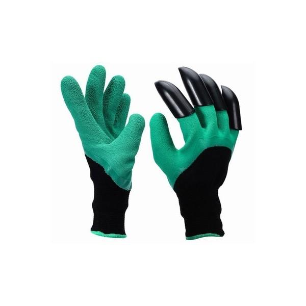 Защитные садовые перчатки, грабли, когти