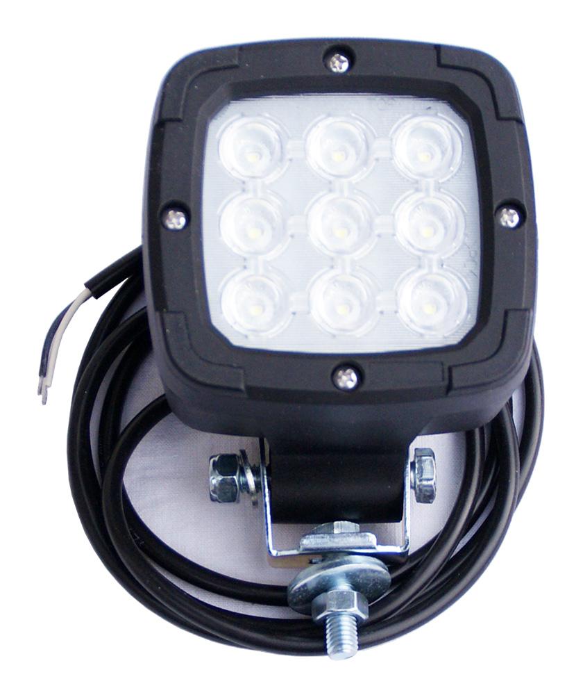 szperacz reflektor lampa robocza cofania JCB led