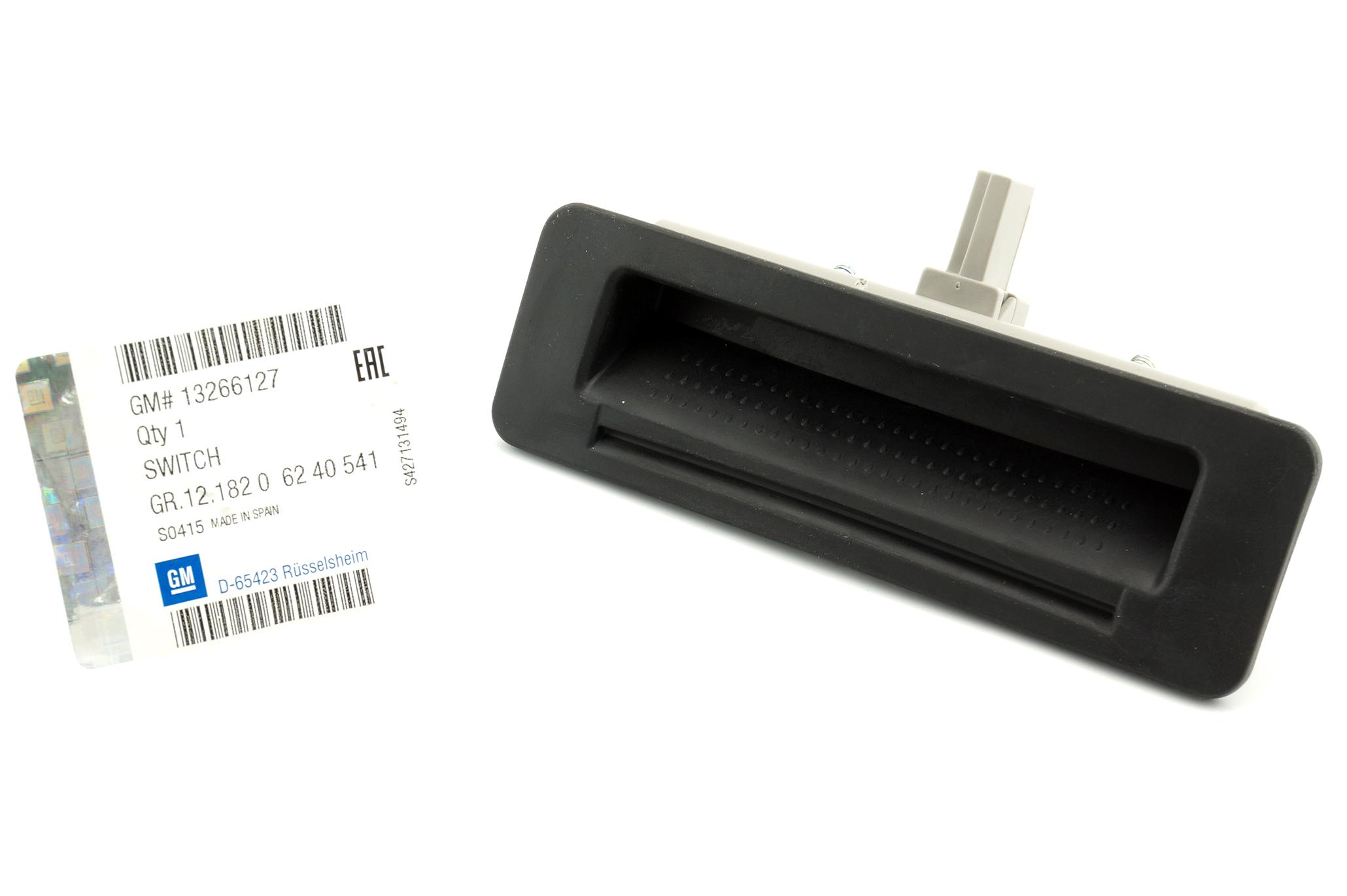 mikrostyk кнопку ручка сзади vectra c signum gm