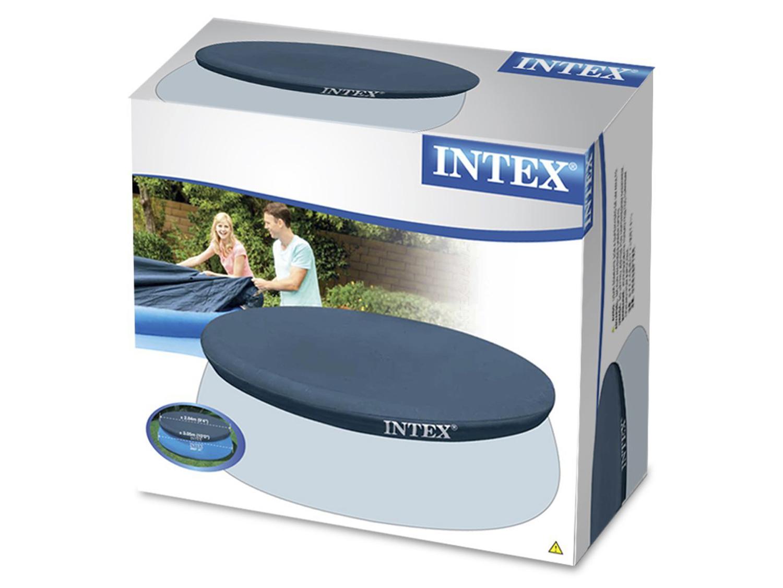Крышка тент на бассейн 366 см INTEX 28022
