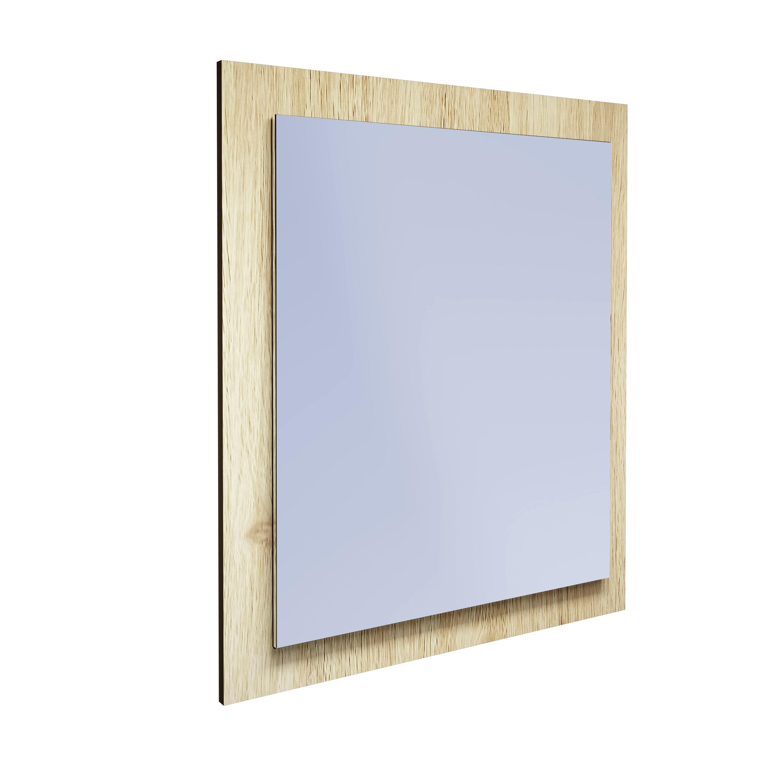 Kúpeľňové zrkadlo na sklo ROYAL OAK na IGA