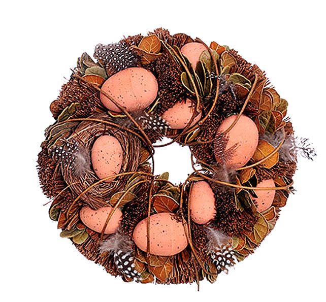 Veľkonočný veniec veniec Ruepik Egg 25cm