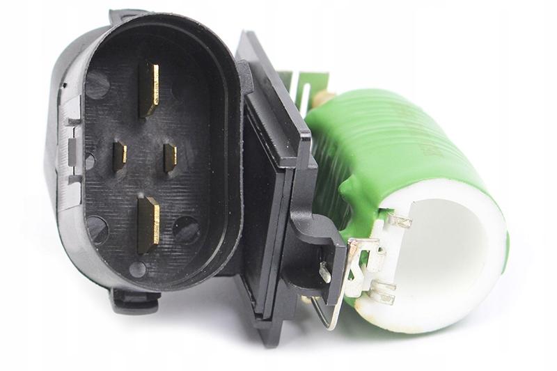 opel meriva резистор резистор вентилятора радиатора