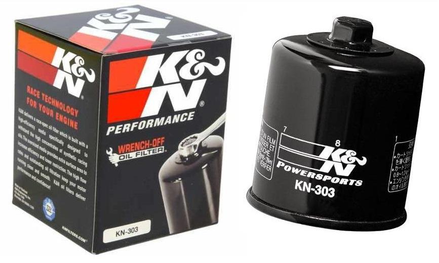 Picture of 5FILTR OIL CBR R1 R6 KN303 KN-303 K&N HF303
