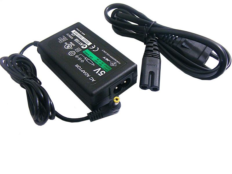 Sieťová nabíjačka pre PSP 3000 3001 3002 5V 2A