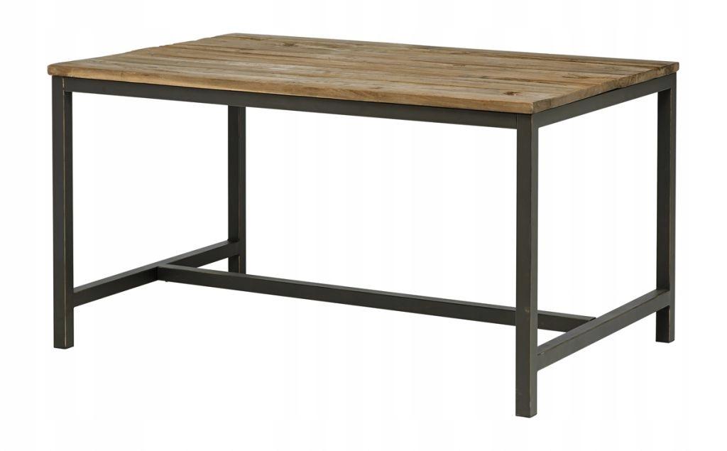 Tabuľka jedáleň VINTAGE 180 cm, masívneho dreva