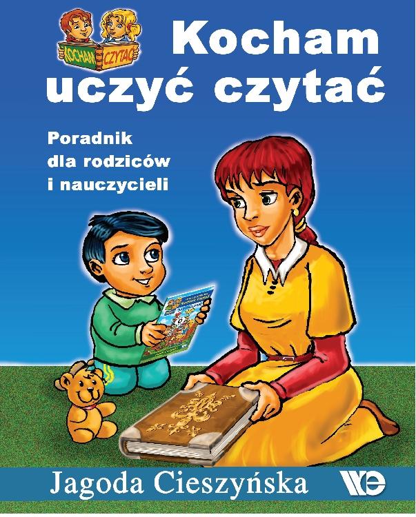 Kocham Uczyc Czytac Poradnik Jagoda Cieszynska 24 Zl Allegro Pl Raty 0 Darmowa Dostawa Ze Smart Krakow Stan Nowy Id Oferty 7797476037