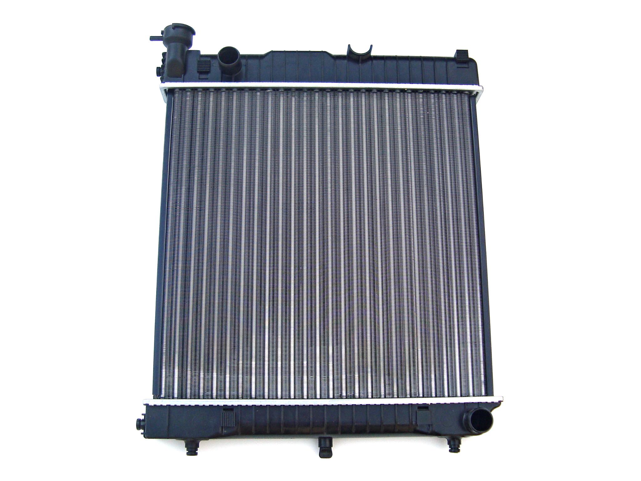 новая радиатор mercedes bus утка t1 309 407 409