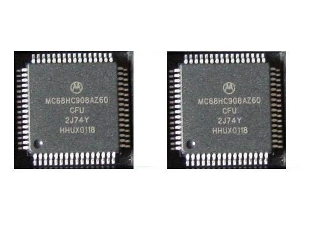MC68HC908AZ60 2j74y процессор audi mercedes motorol