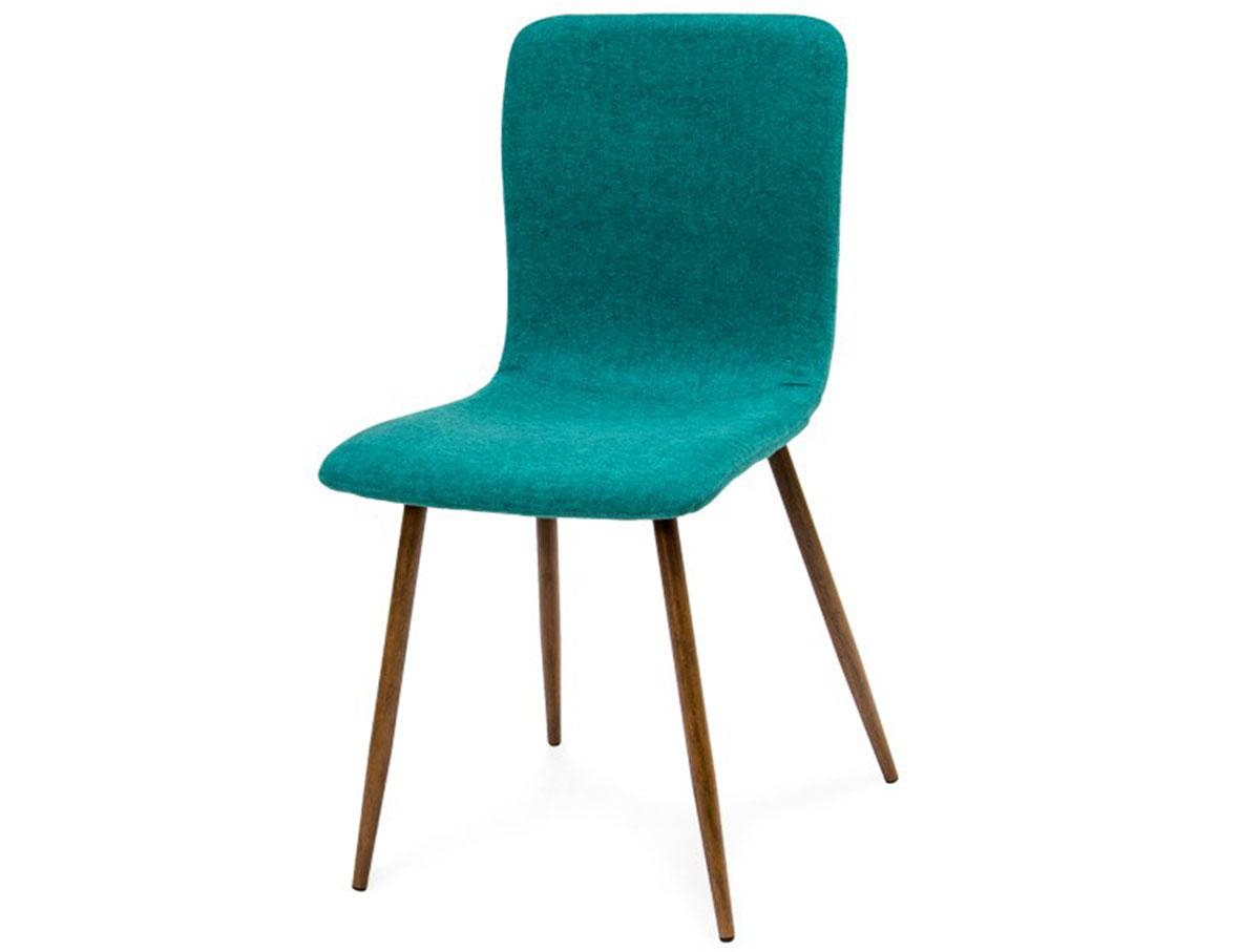 Krzesło HILE-013 ZIELONE tapicerowane miękkie