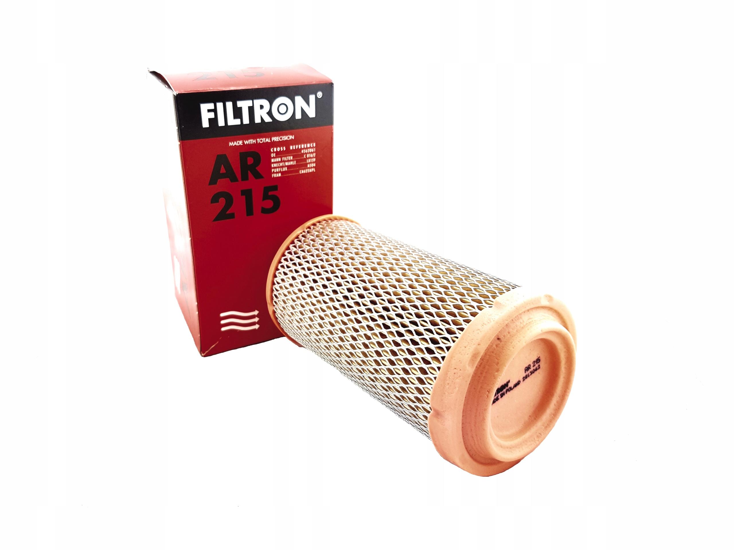 фильтр воздуха fiat filtron 126p