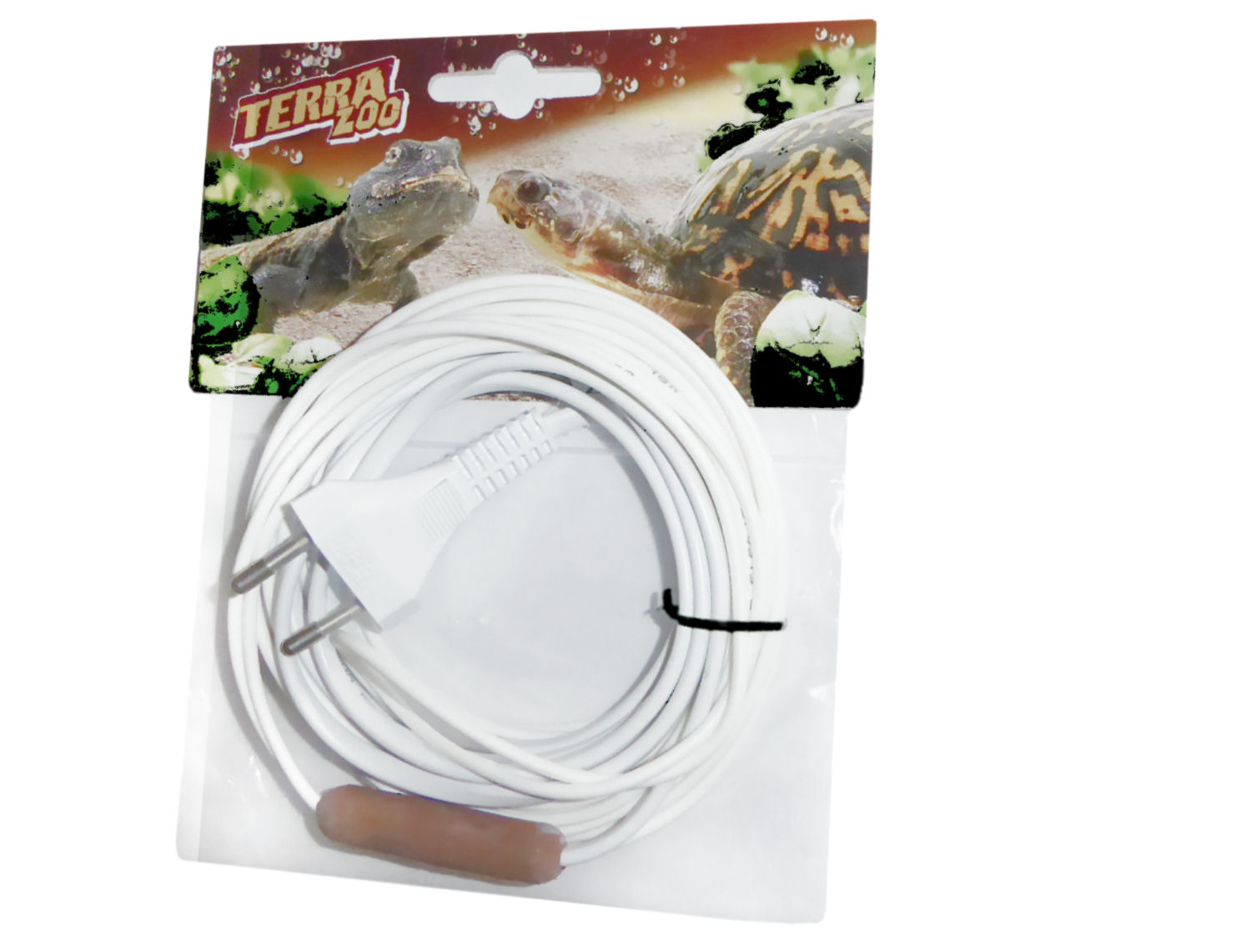 Ohrievač kábla silikónového vykurovania 15W 3,5 m