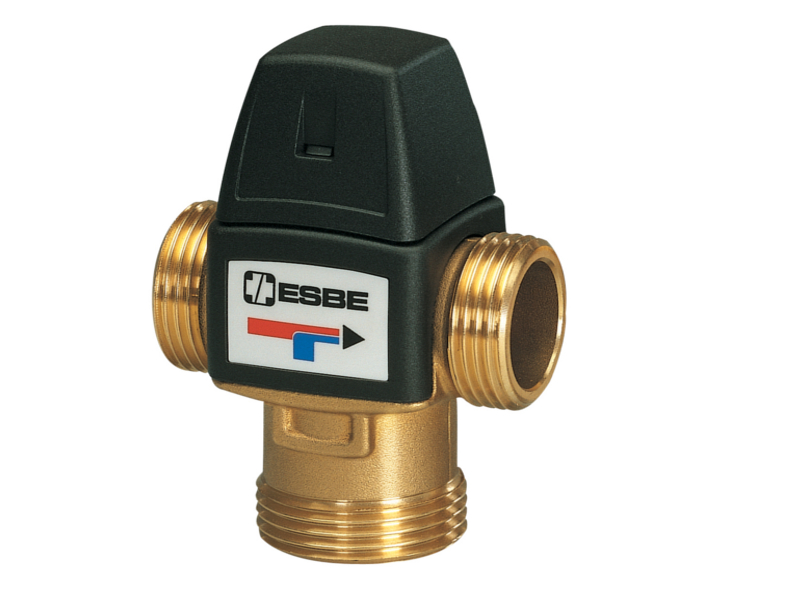 Смесительный термостатический клапан ESBE 3/4 '' 35-60