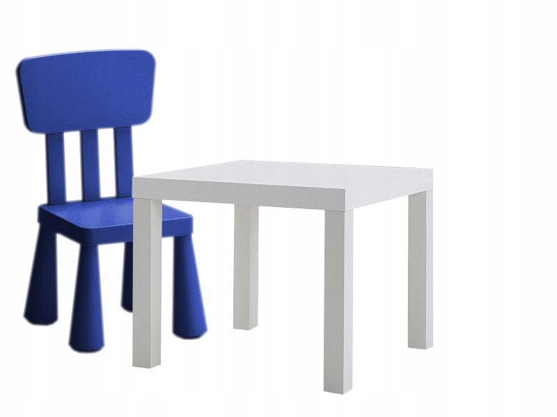 1 набор стульев мамонт ИКЕА детский стол