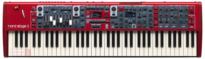 Nord Stage 3 Compact MEGA ZESTAW NOWY