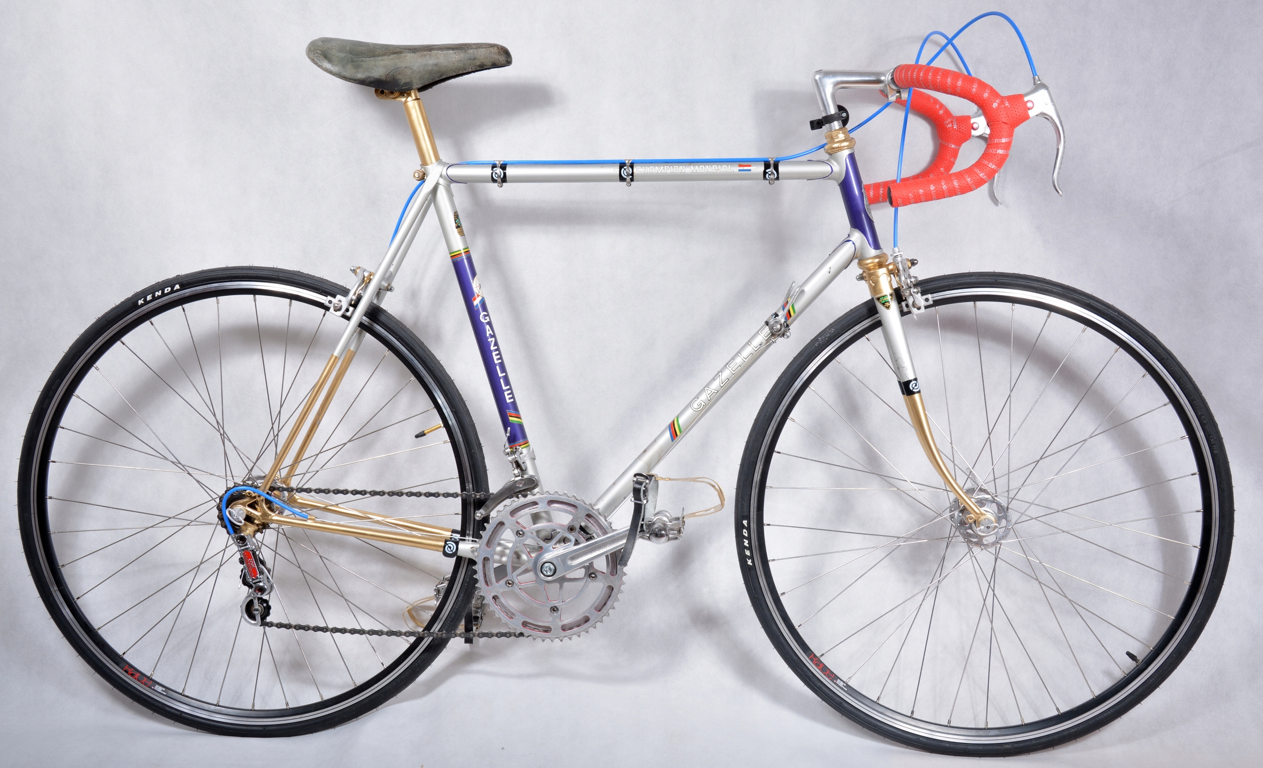 Rower Gazelle Champion Mondial - Campagnolo LEGEND
