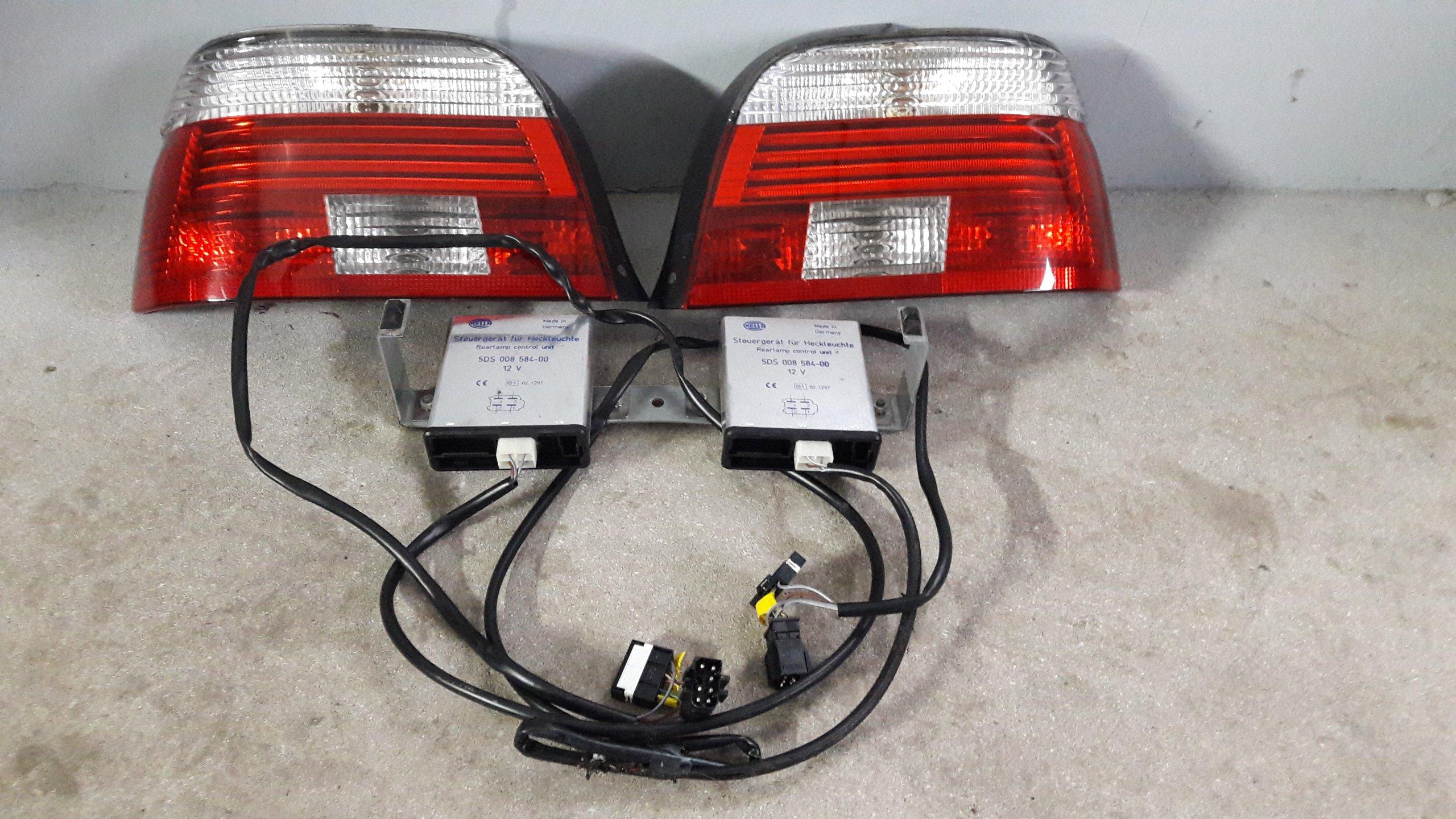 Lampa Lampy Tylna Do Bmw E39 Sedan Lift Led Moduł