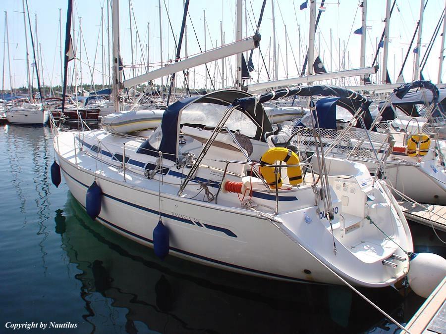 Czarter jachtu Bavaria 36 (2003) w Chorwacji