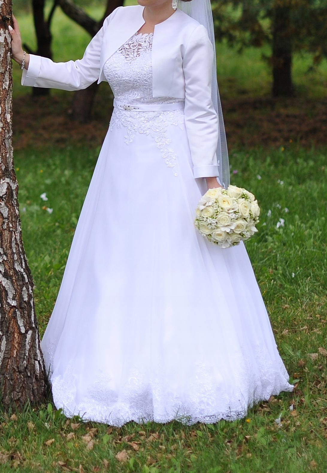 1714726011 Suknia ślubna Estera Novia 2017 - 7570715006 - oficjalne archiwum ...