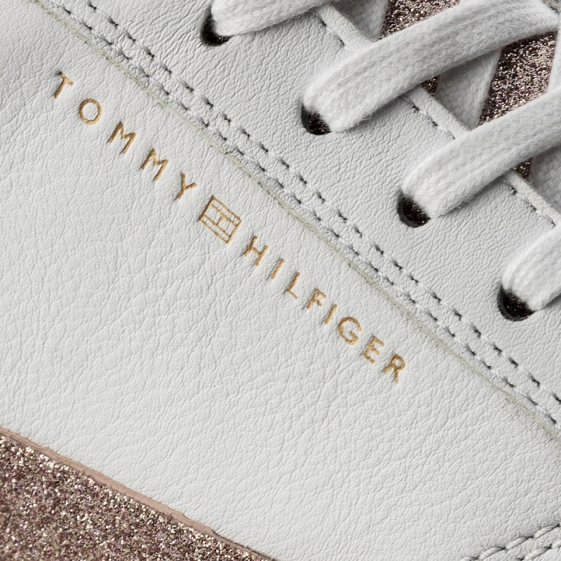 72b5605aac3cd Sneakersy TOMMY HILFIGER Sparkle FW0FW02798 38 - 7623721655 ...