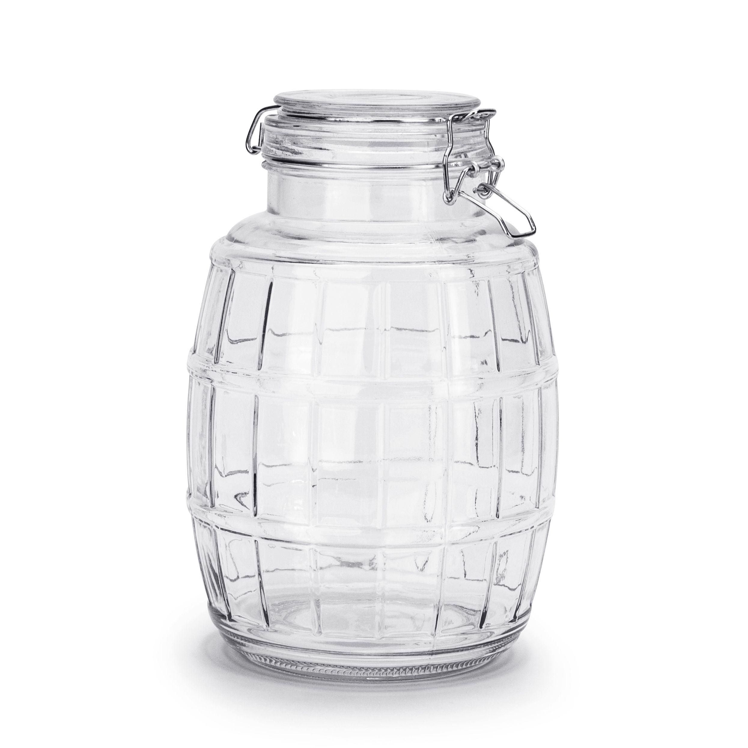 Słoik Ozdobny Dekoracyjny Szklany Do Kuchni 28 L