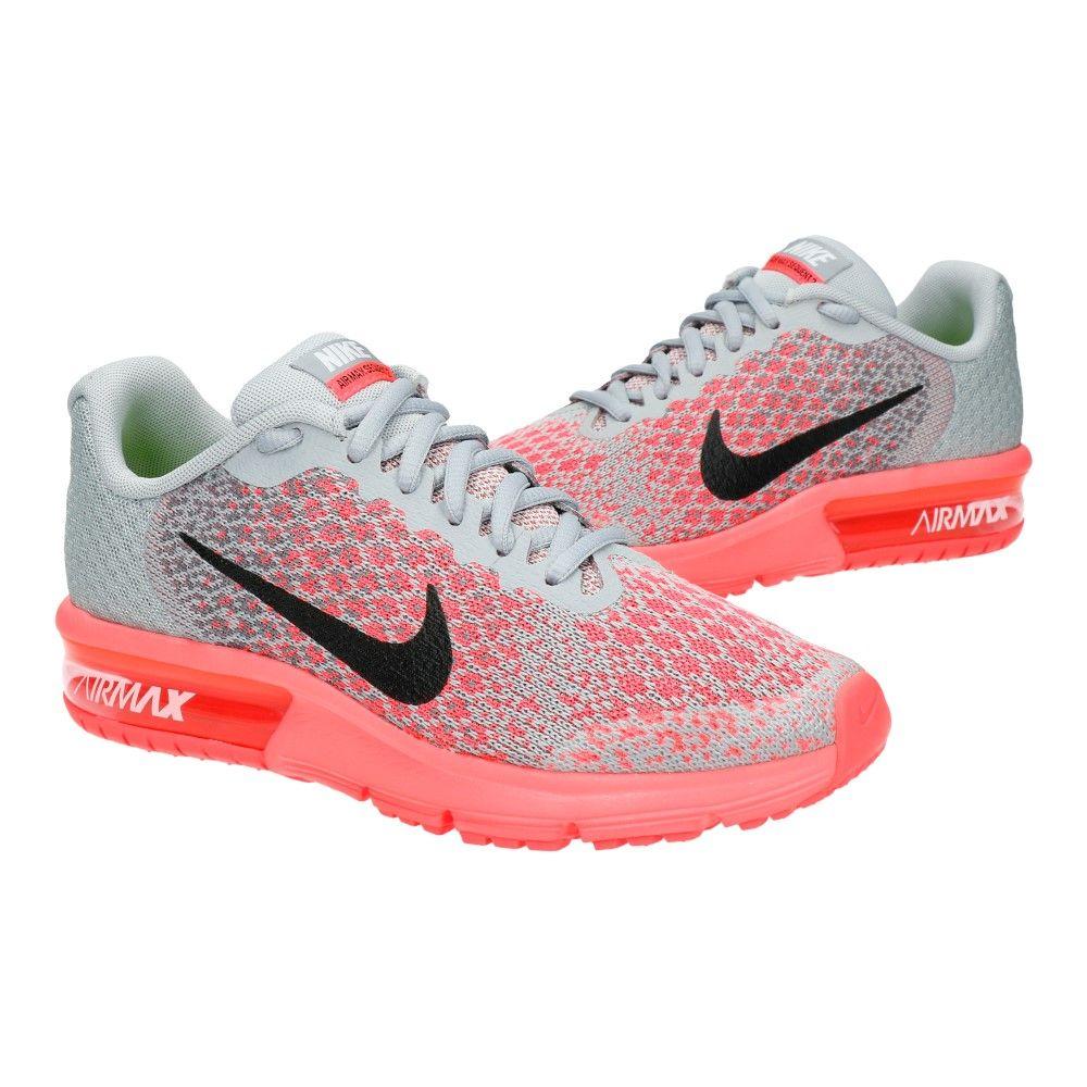 Buty Nike Młodzieżowe Air Max Sequent 2 (GS) 38 7185376247