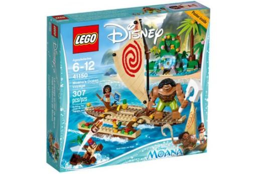 Lego Disney Princess Podróż Vaiany 41150 7453951591 Oficjalne