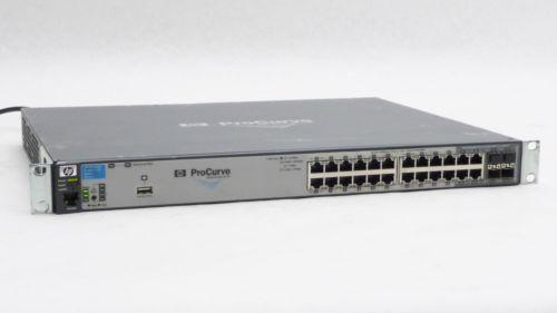 Switch HP Procurve 2910al-24G J9145A - 7041683586