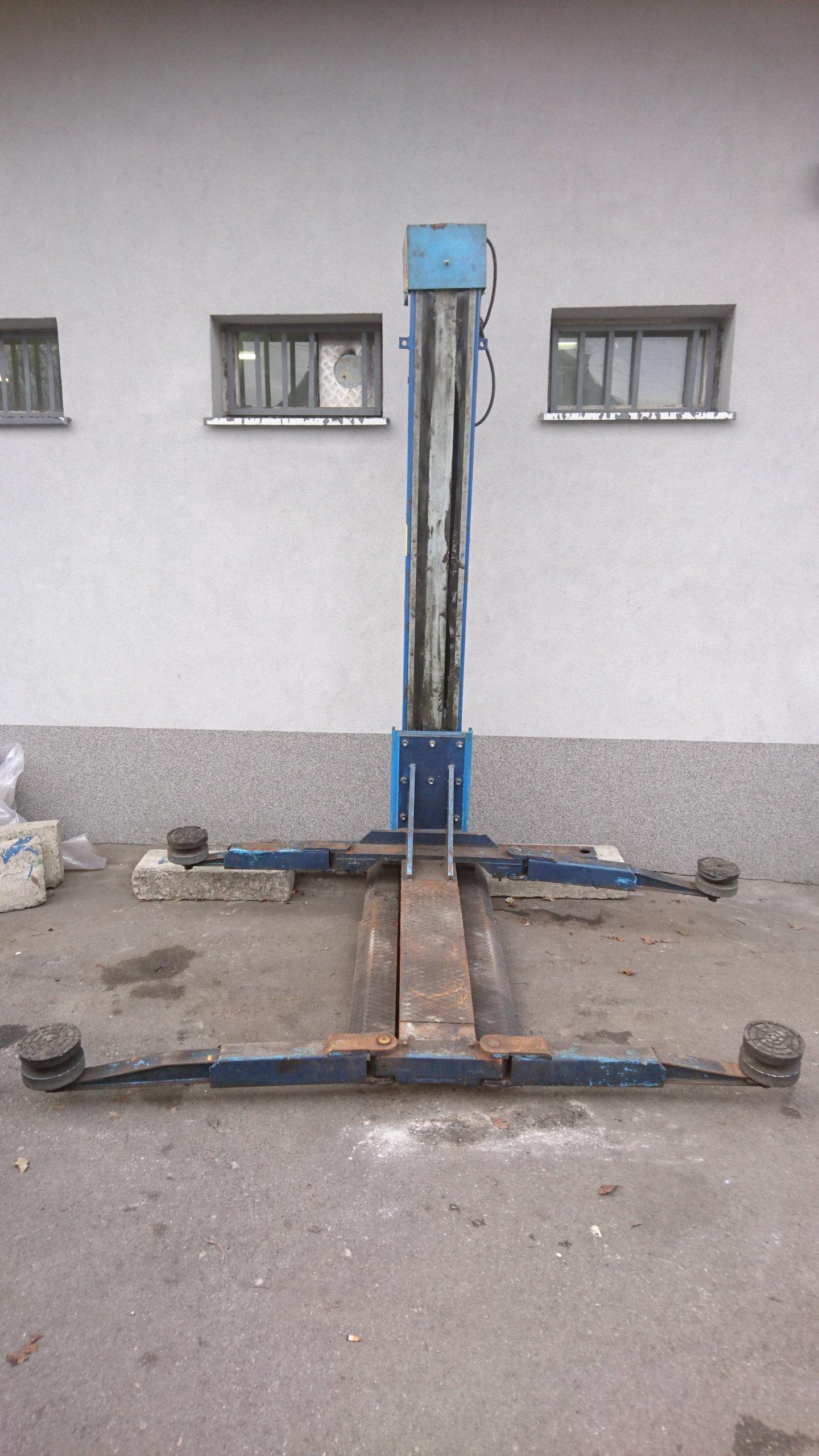 Świeże Podnośnik jednokolumnowy samochodowy 2,0T SAT-125W - 7087291514 EM05