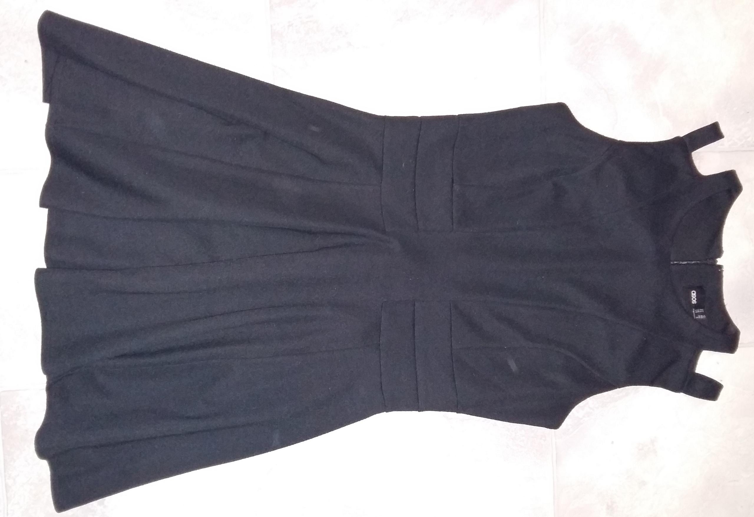 9711f03ae9 sukienka mała czarna Asos 38 M jak Reserved Mohito - 7650506005 ...