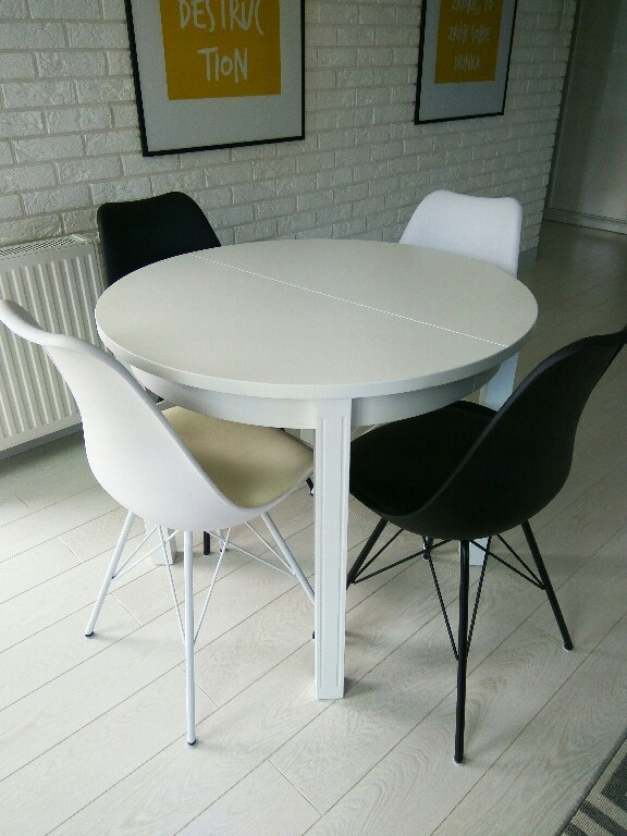 Stol Valentino Agata Meble 7459570462 Oficjalne Archiwum Allegro