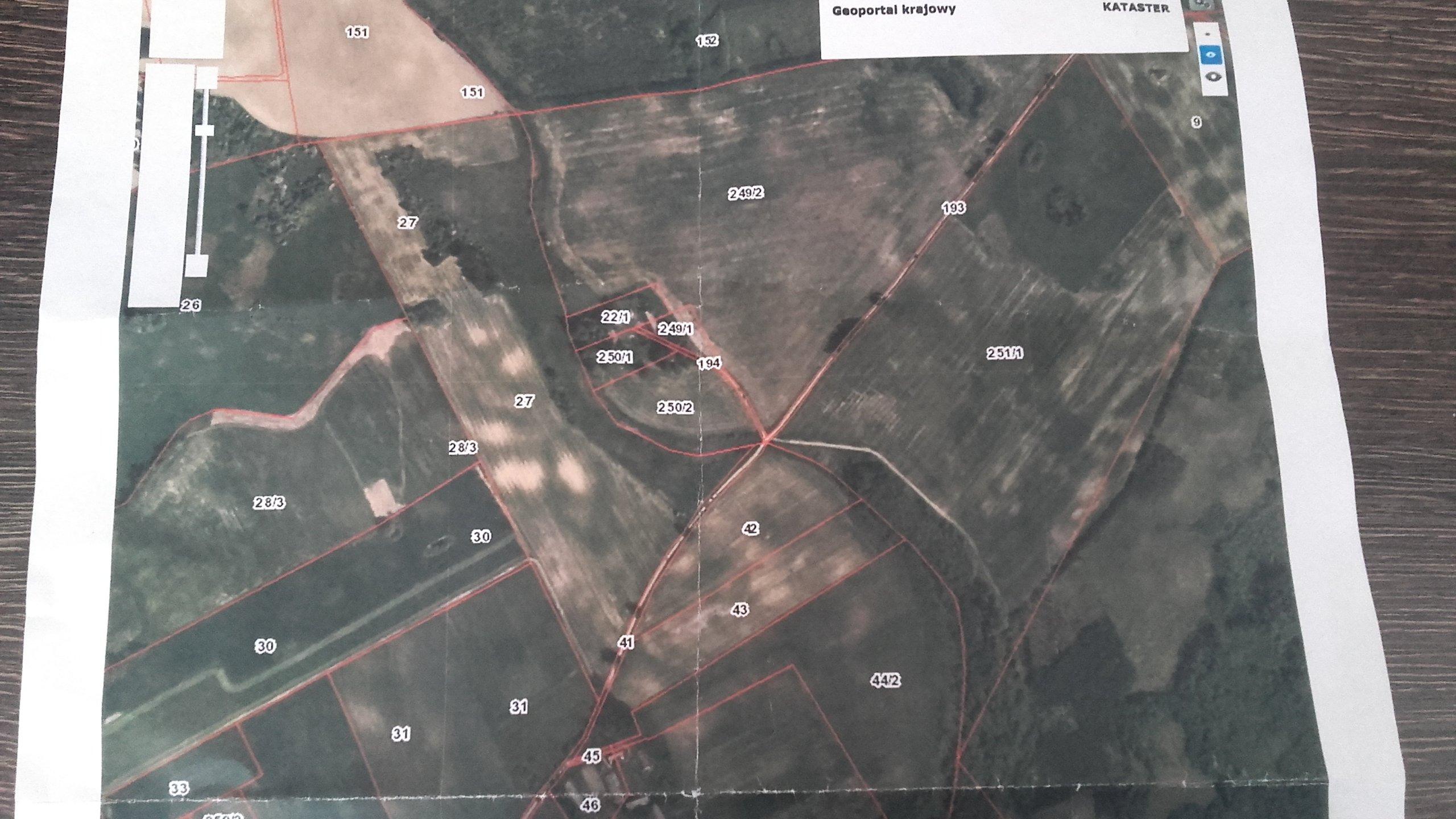 ziemia rolna Konopki Wielkie 14,4 ha