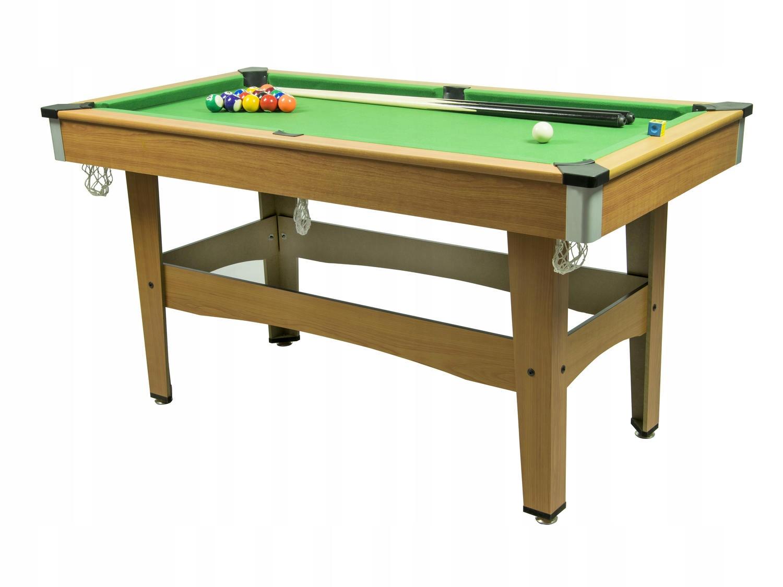Bilard Stół Bilardowy Duży Zestaw Pool Ns 466 7296681261