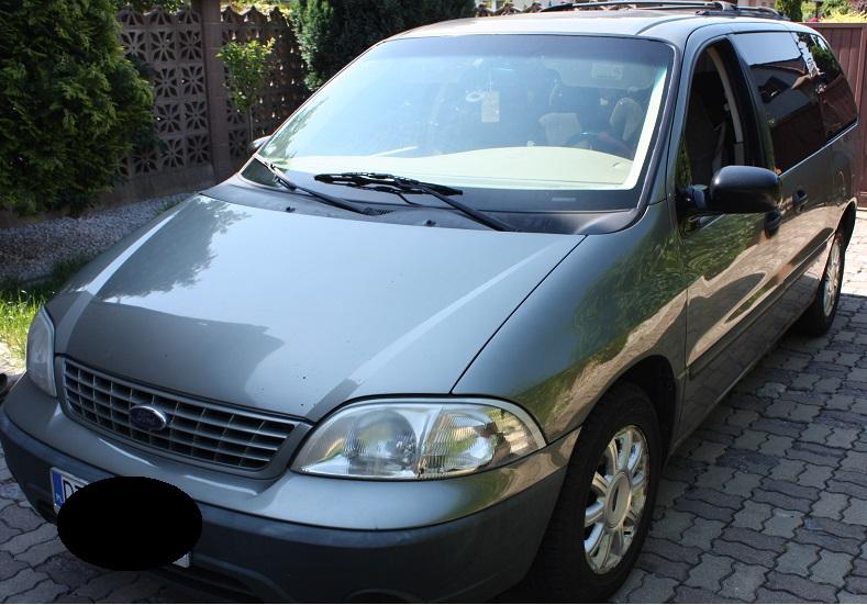 Ford Windstar LX - ZAMIANA